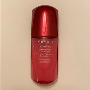 Shiseido power infusing concentrate